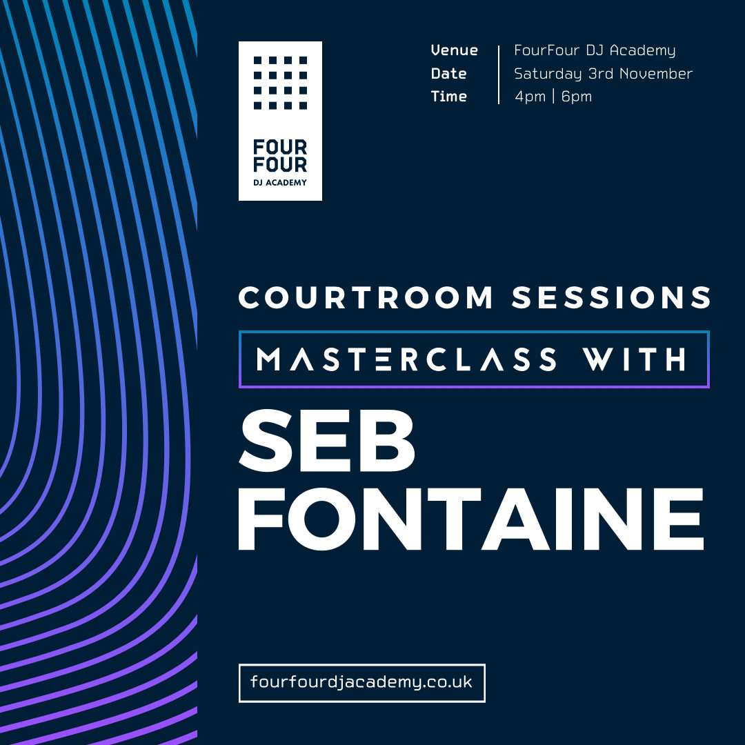 Seb Fontaine Courtroom Session