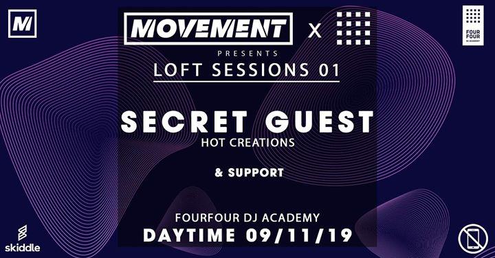 Loft Sessions 01: Secret Guest